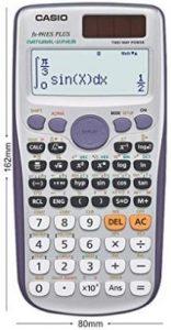 कैसियो एफएक्स -991 ईएस प्लस वैज्ञानिक कैलकुलेटर